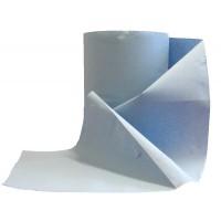 Putzpapier Maxi blau